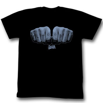 Blues Brothers Elwood Hand T-Shirt