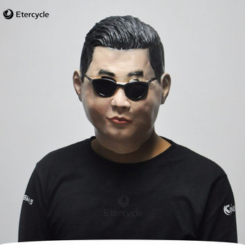 Gangnam Style PSY Masks Cosplay Custom Halloween Party Mask for Men