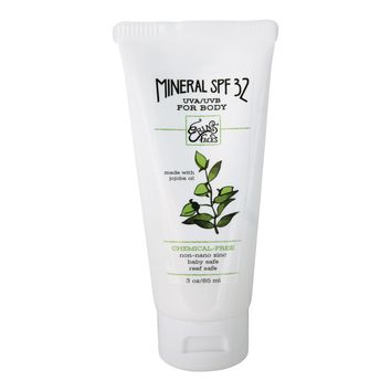 Mineral SPF 32 for Body