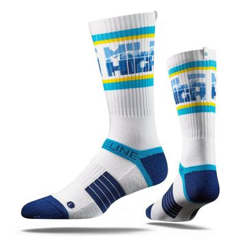 Strideline 2.0 Denver Nuggets Mile High City Crew socks