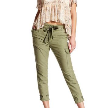 ICIKHB3 Free People | Don't Get Lost Soft Utility Pant