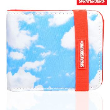 SPRAYGROUNDCAMO CLOUD WALLET