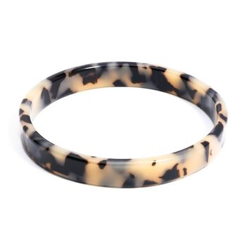 Zenzii Tortoise Bangle Bracelet