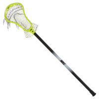 Nike Lakota Unstrung Men's Lacrosse Head (Black)