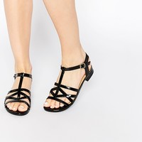 ASOS FRANCOIS Caged Sandals