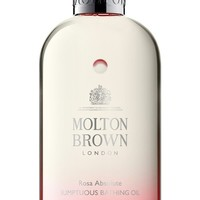 MOLTON BROWN London Rosa Absolute Sumptuous Bathing Oil | Nordstrom