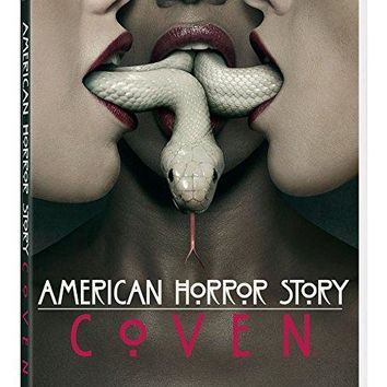 Dylan McDermott & Evan Peters - American Horror Story: Coven