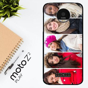Fifth Harmony X0359 Motorola Moto Z2 Play Case