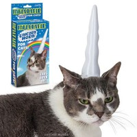 Inflatable Unicorn Horn for Cats - Archie McPhee & Co.