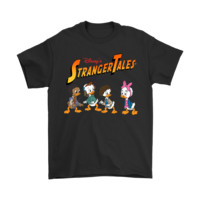 HCXX Huey Dewey And Louie Ducktales Strangertales Stranger Things Shirts