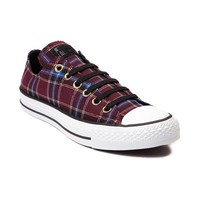 Converse Chuck Taylor All Star Lo Plaid Sneaker