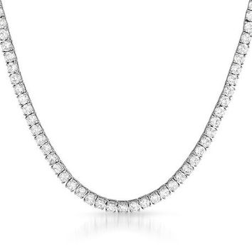 Tennis Diamond Necklace