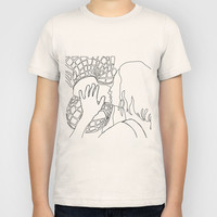 Spider man Doodle Kids T-Shirt by Bethany Mallick