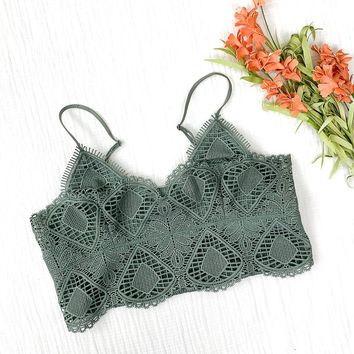 So This Is Love Bralette- 2 Options