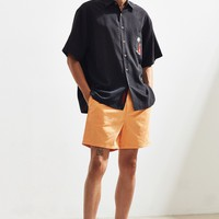 UO Pleated Chino Dad Short | Urban Outfitters