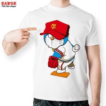 Baseball Player T Shirt Design Inspired By Japanese Anime T-shirt Fashion Novelty Funny Tshirt Men Women Printed Tee