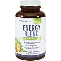 Extra Strength Energy Blend Appetite Suppressant / Fat Burner Made With Best Garcinia Cambogia HCA +...