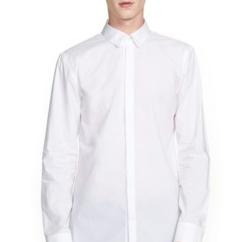 Men's Helmut Lang Trim Fit Sport Shirt,