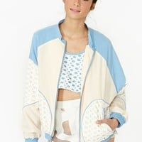 Outer Limits Bomber Jacket