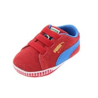 Puma Suede Infant Boys Crib Shoes