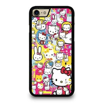 HELLO KITTY STICKER BOMB iPhone 7 Case Cover