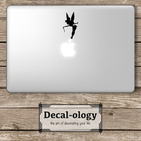 Tinkerbell Disney- Apple Macbook Laptop Vinyl Sticker Decal
