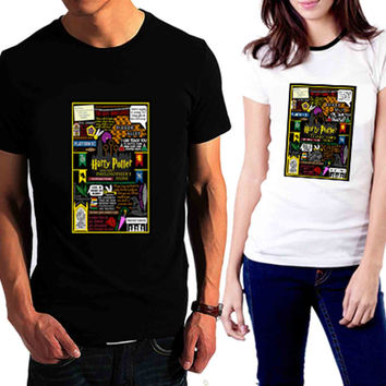 Harry Potter Collage Quote Book Ramayani - Tshirt for man shirt, woman shirt XS / S / M / L / XL / 2XL / 3XL /4XL / 5XL *02*