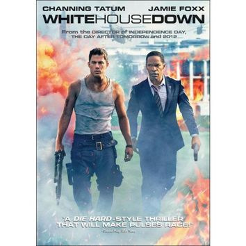 White House Down (DVD) (Ultraviolet Digital Copy) 2013