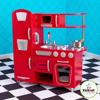 KidKraft Red Vintage Kitchen - 53173