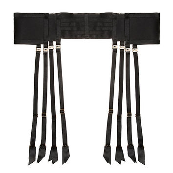 Art Deco Adjustable Suspender
