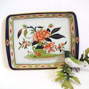 Vintage Tray Daher Decorated Ware Made In England by ZenfulGoods