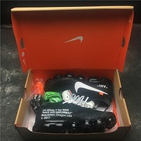 Off-White x Nike Air VaporMax 2018 Women Sneaker