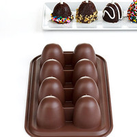 Wilton Brownie Pop Silicone Mold, 8 Count - Bakeware - Kitchen - Macy's