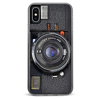 Film Camera iPhone Xs / X Case