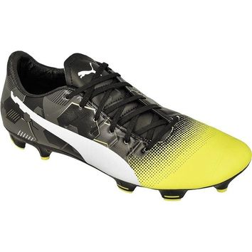Puma EvoPower 3.3 Graphic FG Soccer/Football Cleats