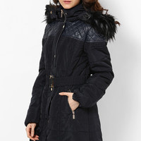 Long Puffy Jacket- Keep You Warm