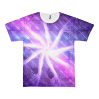 Flowers of Nine Celestial Rains || Short sleeve men's t-shirt (unisex) — Future Life Fashion