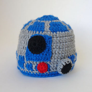 R2D2 Diaper Cover From Star Wars For Girl /Boy Premie, Newborn, Child, Teen, Adult - Halloween / Cosplay / Baby Shower Gift