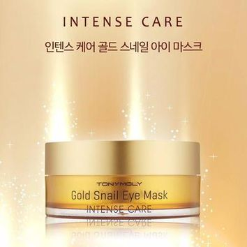 TONYMOLY Intense Care Gold Snail Eye Mask