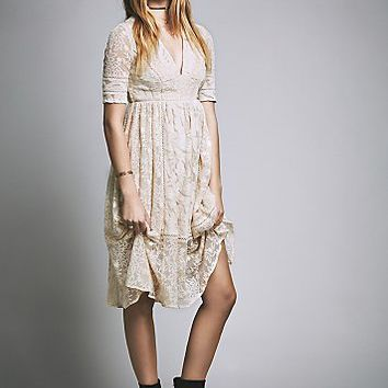 Free People Womens Mountain Laurel Dress