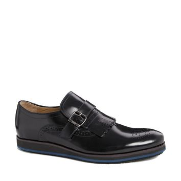 Hush Puppies Monk Shoes with Tassle