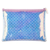 Sunnylife Mermaid See-Thru Pouch
