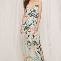 Pretty By Rory Floral Maxi Dress