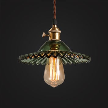 Jairo Glass Pendant Lamp