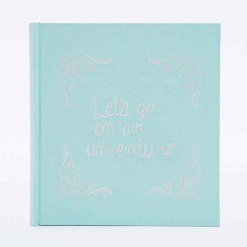 Let's Go On an Adventure Photo Album - Urban Outfitters