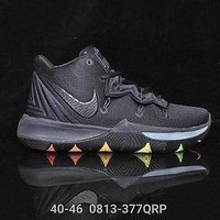 Nike KYRIE 5 EP Newest Hot Sale Men Personality Sport Basketball Shoes Sneakers 4#