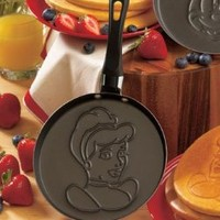 Amazon.com: Disney Pancake Pans - Cinderella: Kitchen & Dining