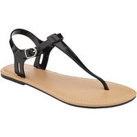 Old Navy Womens T Strap Jelly Sandals