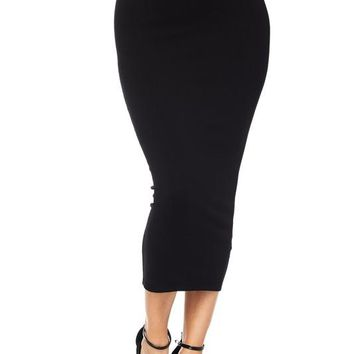 Nikita Midi Bodycon Skirt