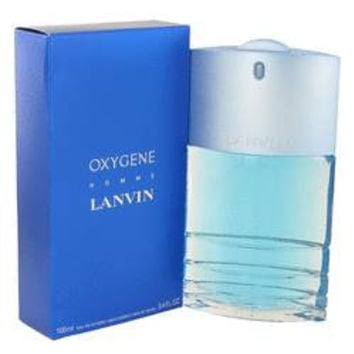 Oxygene Eau De Toilette Spray By Lanvin